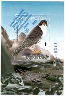 "Tajikistan.2016 Ovpt ""China-2016 10.00"" On Eagle S/S Of 2000  Michel # BL 76 - Tajikistan"