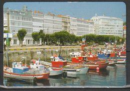 Calendario Bolsillo Coruña La Marina Y Puerto 2015 C.B. Nº32 Pocket Calendar Kalender Calendrier Kalendar - Tamaño Pequeño : 2001-...