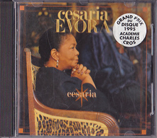 Cesaria EVORA - Cesaria - Import - Cap Vert - World Music