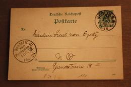 ( 1320 ) GS DR  P 30 I  Gelaufen  -   Erhaltung Siehe Bild - Allemagne