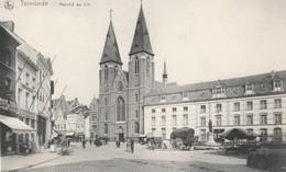 DENDERMONDE MARCHE AU LIN - Dendermonde