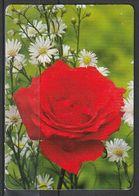 Calendario Bolsillo Flores Rosa Y Margaritas 2013 C.B. Nº79 Pocket Calendar Kalender Calendrier Kalendar - Tamaño Pequeño : 2001-...