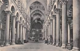 Pisa Duomo Interna Navata Centrale - Non Circulé - Pisa