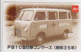 JAPAN - FREECARDS-4052 - HINO - TOYOTA - Japon