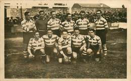 020119 - CARTE PHOTO 34 SETE CETTE Sport équipe De Foot - Vainqueur Coupe De France 1930 Contre RACINF CF - Sete (Cette)