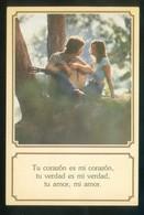 Ed. C. Y Z. Nº 8644-A. Dep. Legal B. 18643-XXVI. Nueva. - Parejas