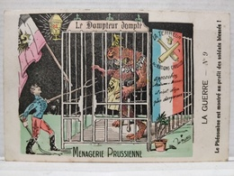 Ménagerie Prussienne. - Humor