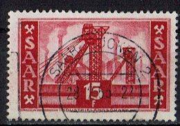 Saarland 1952 // Mi. 329 O (032..822) - 1947-56 Protectorate