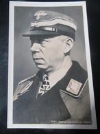 Postkarte NSKK Ritterkreuzträger / RKT - Obergruppenführer Pröhl - Photo Hoffmann - Deutschland