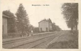 44 BOUGUENAIS La Gare CPA - Bouguenais