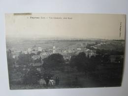 Payrac. Vue Generale, Cote Nord. Vve Grangie 7 Postmarked 1912 - Autres Communes
