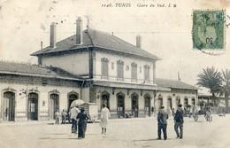 Tunisie - Tunis - Gare Du Sud - Túnez