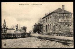 51 HERPONT (Marne) - La Maison Commune - Other Municipalities