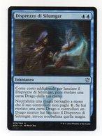 Magic The Gatering - Disprezzo Di Silumgar - Vedi Foto - (FDC13618) - Carte Azzurre