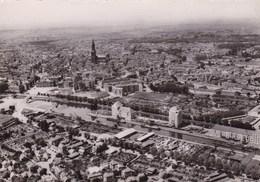 PORT AUTONOME DE STRASBOURG LE BASSIN D'AUSTERLITZ ET LA CATHEDRALE (dil370) - Strasbourg