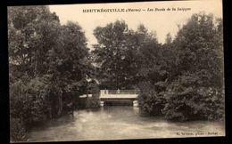 51 HEUTREGIVILLE (Marne) - Les Bords De La Suippes - Andere Gemeenten