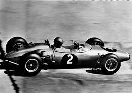 Alpine-Renault F3  -   Grand Prix  1966  -  Pilote: Henry Grandsire  -   Carte Postale - Grand Prix / F1