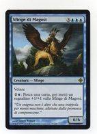 Magic The Gatering - Sfinge Di Magosi - Vedi Foto - (FDC13621) - Carte Azzurre