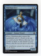 Magic The Gatering - Omenspeaker - Vedi Foto - (FDC13623) - Carte Azzurre