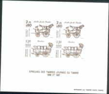 Lot 375 France N°2410/68 JT 1986/7 Epreuve - France