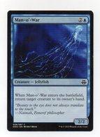 Magic The Gatering - Man O' War - Vedi Foto - (FDC13625) - Carte Azzurre