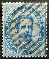 ITALIE                       N° 36                    OBLITERE - 1878-00 Humbert I
