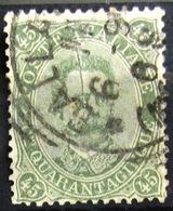 ITALIE                       N° 42                    OBLITERE - 1878-00 Humbert I