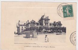 44  La BAULE  Grand Hotel De La Plage Ou Maushpa   * Belle CPA    Animée - La Baule-Escoublac