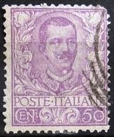 ITALIE                       N° 72                    OBLITERE - 1878-00 Humbert I