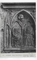 AUXERRE - N° 231 - EGLISE ST ETIENNE - PROPHETES ET SIBYLLES - CPA NON VOYAGEE - Auxerre