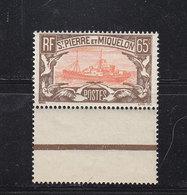 SAINT PIERRE ET MIQUELON 148   LUXE NEUFS SANS CHARNIERE - St.Pierre Et Miquelon