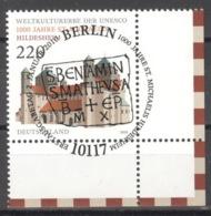 BRD 2774 Eckrand Unten Rechts O Sonderstempel Berlin - BRD