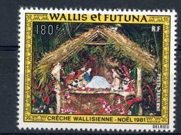 Wallis Et Futuna  -  1981  -  Avion  :  Yv  113  ** - Poste Aérienne