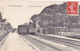 14 - LA DELIVRANDE - La Gare De Douvres - La Delivrande