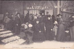14 - LIVAROT - La Halle Aux Laits - Livarot