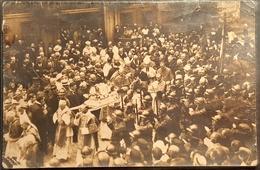 Carte-Photo - OBERNAI - 21 Juillet 1921 - Translation Du Coeur De Mgr FREPPEL En L'église D'Obernai   (2 Scans)/BR20 - Obernai