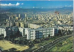Caracas - Vista Panoràmica Con Avenida Boyacà - H4967 - Venezuela