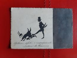 Cartolina Comica - Viaggiata Il 29.11.1904 - Humor