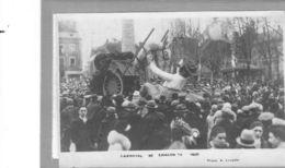 Chalon Sur Saône.Carnaval 1930. - Chalon Sur Saone