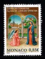 Monaco, Yv   Année 2018, Oblitéré,  Haute Valeur - Monaco