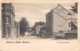 MARCHE - Rue De La Station - Hôtel De La Cloche - Marche-en-Famenne