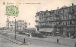 WENDUYNE - Le Boulevard De Smet De Naeyer - Wenduine