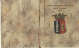 Angola - Luanda - Menu/Ementa Baile Gala Festas Cidade Luanda 1938 (Aristides Marques Vilela) - Faire-part