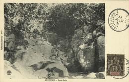 Comoros Comores, Sultanate Of Ndzuwani ANJOUAN, Sous-Bois (1910) Postcard - Comoros