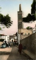Morocco, TANGIERS, The Great Mosque Of The Grand Socco (1960s) Islam Postcard - Liberia