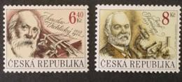 CZECH REPUBLIC   - MNH** - 2003  - # 3193/3194 - Neufs