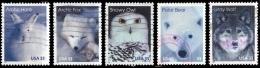 Etats-Unis / United States (Scott No.3288-92 - Animaux De L'Artique / Artic Animals) (o) - Ersttagsbelege (FDC)