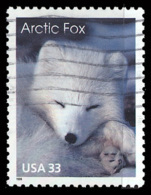 Etats-Unis / United States (Scott No.3289 - Animaux De L'Artique / Artic Animals) (o) - Ersttagsbelege (FDC)