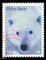 Etats-Unis / United States (Scott No.3291 - Animaux De L'Artique / Artic Animals) (o) - Ersttagsbelege (FDC)