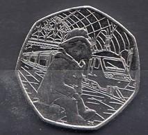 2018 - 50 Pence